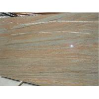 Quality Raw Silk polished , flamed , honned granite bullnose tile for window sill for sale