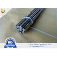Quality 99.95% Pure Tungsten Rod , Machinable Tungsten Rod For Pulse Welding for sale