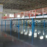 Quality Safety Steel Platform Warehouse Shelving Portable Warehouse Platform Corrosion Protection for sale