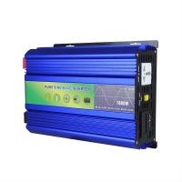 Quality 500w Vehicle Power Inverters Car 12v To 220v Inverter Built In Charger 50 60h for sale
