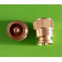brass  and  steel  and  stainless steel   knurl nut in different finish