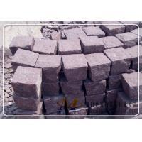 Quality Red Granite Paving Stone for sale