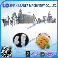 Best extruder machine Bread Crumb snack production line wholesale
