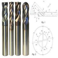 Quality JWT Square End Mills Caoted Ticn for sale