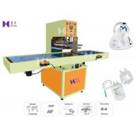 Quality AC380V Medical Pouch Making Machine 5 Pcs / Min For Urine Drainage Bag for sale