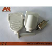 Quality EKG connector compatible for Burdick EKG cable with 15pin White color for sale