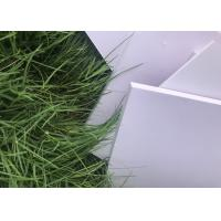 China 1.2m * 2.4m * 10mm Heavier PVC Decorative Sheet For Interior Decoration Panels on sale