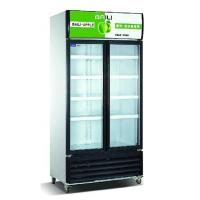 Quality Vertical Showcase 818L Commercial Refrigerator Freezer LC-608M2AF For Supermarket for sale