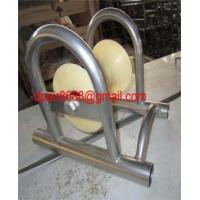 Best Straight Line Bridge Roller&cable guides wholesale