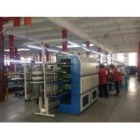 Quality Auto Lasting Conveyor Safety Shoe Making Machine Italian Style Trolley System for sale