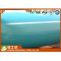Quality Custom High Level PPGI Color Prepainted Galvanized Steel Coils / Sheets for sale