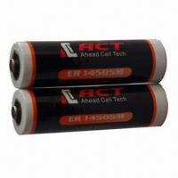 Best AA Batteries/R6 Batteries/ER14505 Batteries, 3.6V Rated Voltage wholesale