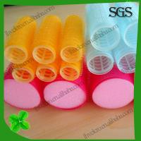 China Fashion reusable velcro hair roller on sale