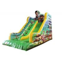 China Amusement Park Toddler Inflatable Slide , Paw Patrol Theme Blow Up Slide on sale