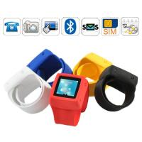 Best MQ66A Wrist Band Removeable 2012 Wrist Watch Phone with Li-ion 500mAh Battery wholesale