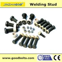 Quality M13 M16 M19 M22 M25 shear studs for steel structures(with CE) for sale
