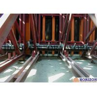 China Heavy Duty One Sided Concrete Wall FormingPowder Coating Furface Crane Lift Shifting on sale