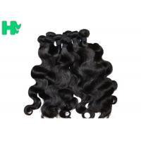 China 7A Virgin Natural Human Hair Extensions Hair Weave Bundles Body Wave on sale