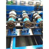Buy Panasonic PLC Control C Z Interchangeable Forming Machine With Cr12 Mov Steel at wholesale prices