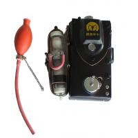 Quality Light Interference Portable Methane Gas Detector 225 * 135 * 70mm Size 2.5v for sale