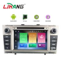 Quality Android 8.0  Avensis Toyota Car DVD Player With Multimedia Radio GPS for sale