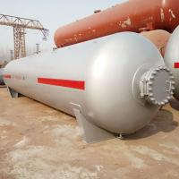 Best 40FT container load 30M3 LPG Pressure Vessel Gas Cylinder Filling Used LPG Tank wholesale