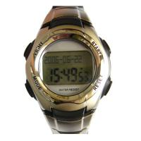 Quality Men Multifunctional Digital Watch Countdown Timer Muslim Prayer Watch for sale