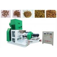 Quality Dry Type Fish Feed Production Line With Auto Temperature Control System for sale