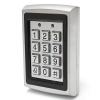 Quality Metal Waterproof Access Control with Card Reader  access control system with keypad password unlock door opener for sale
