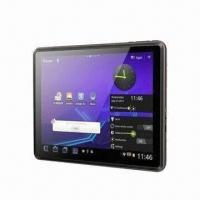 Quality 9.7-inch Capacitive Touchscreen Tablet PC with Dual Camera, 1GB RAM and RK2918 CPU for sale