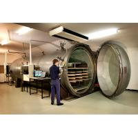 Quality Rubber / Wood Industrial Autoclave Of Large-Scale Steam Equipment , Φ1.65m for sale