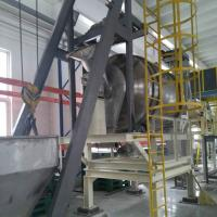 Quality High Speed Washing Powder Production Line Saving Energy Consumption for sale
