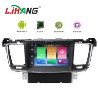Buy cheap Wi-Fi BT AM FM RDS Quad Core 8*3Ghz Portable Dvd Player For Peugeot 5008 from wholesalers
