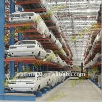 Quality Loading Structure Cantilever Steel Storage Racks  Double Faces Style Storage for sale