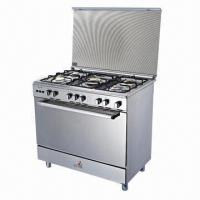 Quality Gas oven with stainless steel body for sale