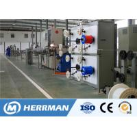 Quality FTTH Cable Fiber Optic Cable Production Line Optical Fiber Wire And Cable for sale