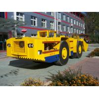 Quality 35500kg loaded weight Diesel engine LHD Mining Equipment For Underground Loader for sale