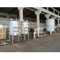 Quality DOW Membrane Drinking Water Treatment Equipment , 10TPH Ro Water System for sale