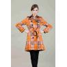 Best Sell Summer B-urberry designer dress new clothes Tartan dress Pure cotton classic cloth wholesale