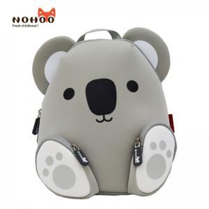 Quality Popular soft backpack koala style 0.3kg quality zipper kids toddler backpack for sale