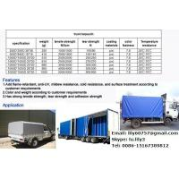 Quality Truck Cover PVC coated tarpaulin 1000D for truck cover,tent, open top container covers for sale