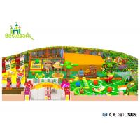 Amusement Park Kids Soft Play , Kids Indoor Play Gym For 3 - 15 Years Old