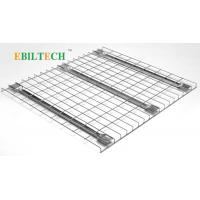 Quality Fold Medium Duty Wire Mesh Shelving Systems  With Metal Shelf Corrosion Protection for sale
