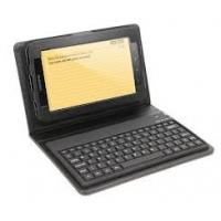 Quality Galaxy Tab Bluetooth Keyboard with leather stand case Tablet PC for Lenovo ideapad k1 for sale