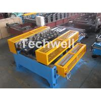 Quality Simple Type Cold Roll Forming Equipment For Lateral Movement By Adjusted Side Handwheel for sale
