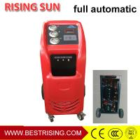 China R134A recovery recycling used tyre garage machines for sale CE on sale