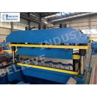 Quality Metal Roof Tile Roll Forming Machine - YX23-183.3-1100 for sale