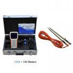 Quality Instrument Equipment PQWT-100S 100 Meters HandheldUnderground Water Detector for sale