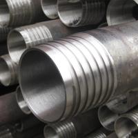 Quality Wireline Rock Drilling Tools Drill Rod  / Casing Tube Carbon Steel Material for sale