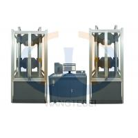 Quality Mechanical Hydraulic Tensile Testing Machine Windows Based Interface for sale